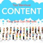 Memahami Konten Yang Baik Untuk Websitemu