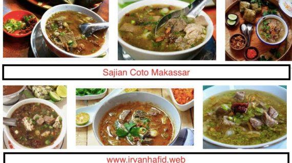 Coto Makassar Sajian Lezat Dari Sulawesi Selatan